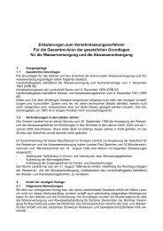 Erläuterungen zum Vernehmlassungsverfahren - Gemeinde Davos
