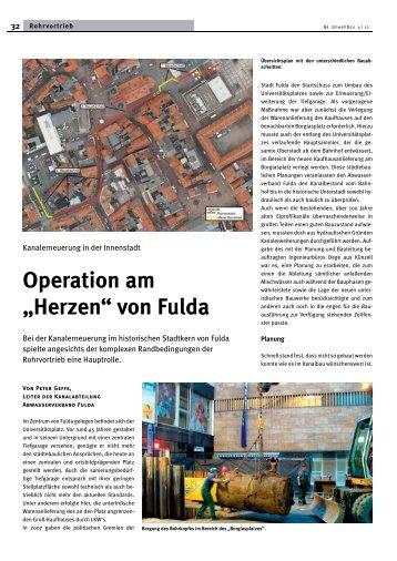 bi-UmweltBau 4-12_PDF.indd - Abwasserverband Fulda