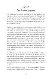 Kapitel 35 Der Russe kommt - Neuigkeiten | Klaus Hermann