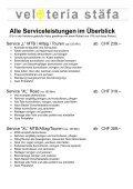 Unsere Serviceleistungen - Page 2