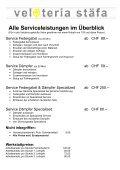 Unsere Serviceleistungen - Page 4