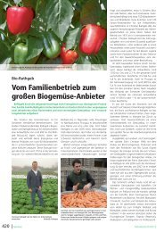 Artikel Bio-Rathgeb: Vom Familienbetrieb zum großen Bio
