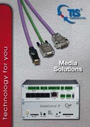 Media Solutions - Da Vinci prosound