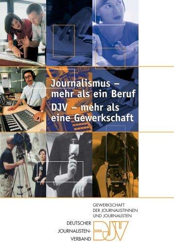 mehr als eine - Presseclub Ruhr-Emscher