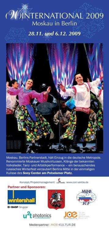 ( )INTERNATIONAL 2009 - con ventis