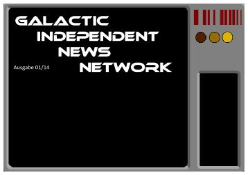 Galactic Independent News Network ependent Network - Holopedia