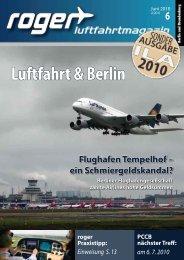 Luftfahrt & Berlin - Prignitzer Leasing AG