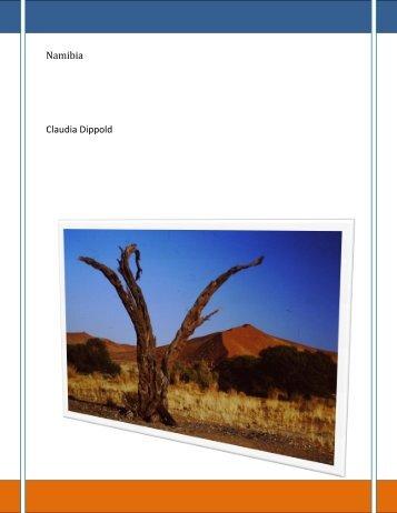 Reisebericht Namibia - Claudia goes Africa