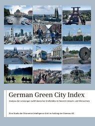 German Green City Index - Stadt Mannheim