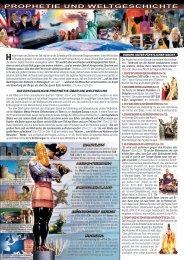 PROPHETIE UND WELTGESCHICHTE - prophetie-online.de