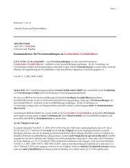Kommunalsteuer für Provisionszahlungen an Gesellschafter ...