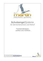 aufbau und -funktion - Martin Elektrotechnik GmbH
