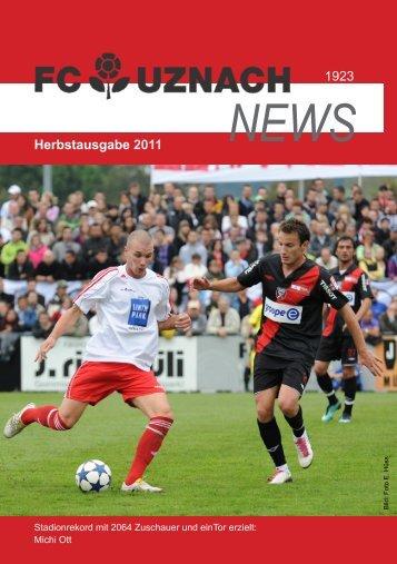 Herbstausgabe 2011 1923 - FC Uznach