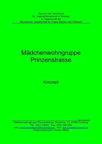 Konzept AWG Duisburg - Die Rheinische Gesellschaft für Innere ...