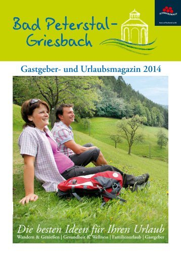 Urlaub in Bad Peterstal-Griesbach