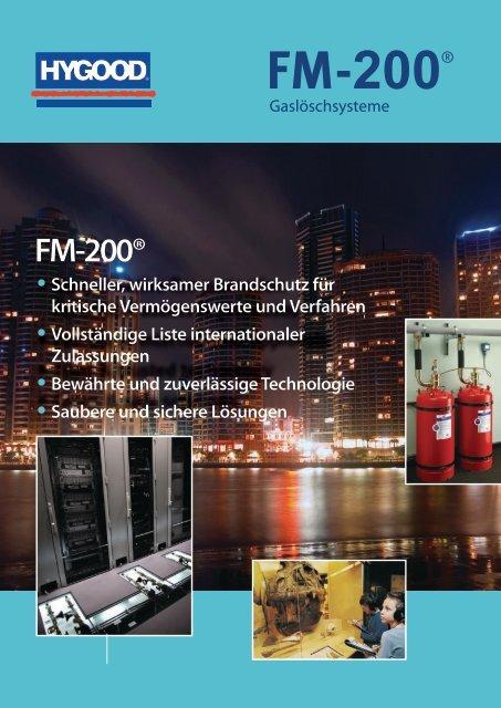 FM-200® - Hygood