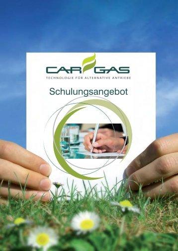 (S01) Deckblatt - Car Gas