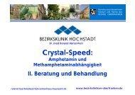 Crystal - Kommunalunternehmen Kliniken und Heime des Bezirks ...