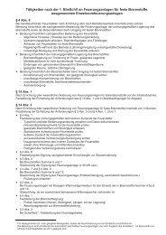 Tätigkeiten an Feuerungsanlagen gemäß 1. BImSchV ... - LIV Bayern