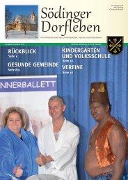 Ausgabe Dezember 2012 - Gemeinde Söding