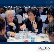 Die Zukunft des Familienunternehmens - FBN Deutsche Schweiz