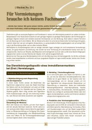Merkblatt Illusion No.23.indd - Ginesta Immobilien AG