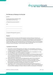 Vereinbarung zur Nutzung von activescript