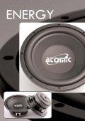 ATOMIC Prospekt - Atomicspeakers.de - Seite 2
