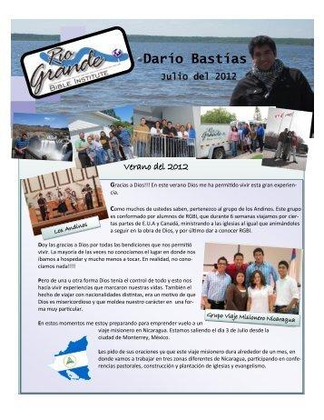 Darío Bastías