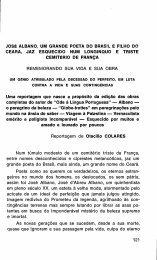 José Albano, Um Grande Poeta do Brasil e Filho do Ceará, jaz ...