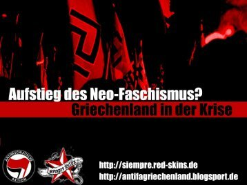 Präsentation - Solidarität mit dem Antifaschistischen Kampf in ...