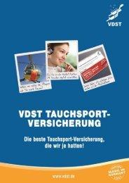 II. Sport-Versicherungsvertrag - Tauchclub St. Wendel