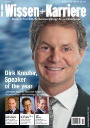 Dirk Kreuter, Speaker of the year - Motivation Gipfel Event