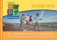 Urlaubsmagazin 2012 - Schleswig-Holsteins-Mitte