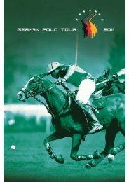 Sponsoring German Polo Tour 2011 - PEGASUS Event Marketing