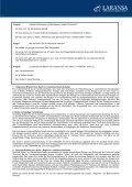 INFORMATIONSPAKET - LARANSA AG - Page 6