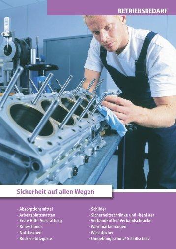 Erste Hilfe - Gilles Arbeitsschutz...