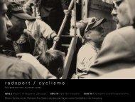 radsport / cyclisme