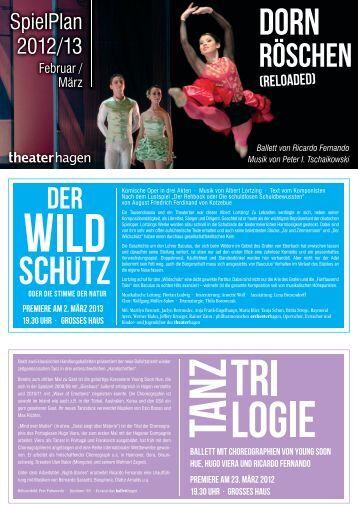 röschen - Theater Hagen