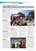 Ungetrübter Sommerspaß dank Traumwetter - Weissensee - Page 4