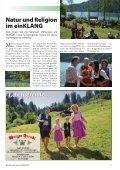 Ungetrübter Sommerspaß dank Traumwetter - Weissensee - Page 7