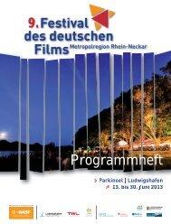 Seite 1-12 - Festival des deutschen Films