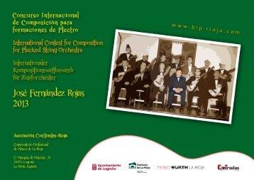 Deutsch - Festival Internacional de Plectro de La Rioja