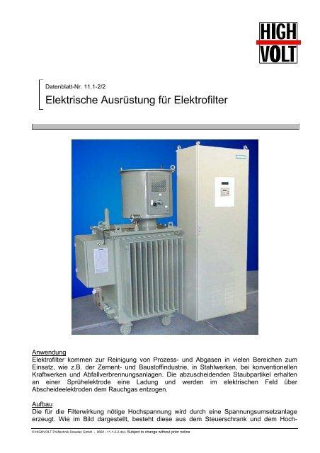 elektrofolter