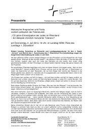 Historische Ansprachen und Texte - reformiert-info.de