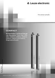 COMPACT - Leuze electronic