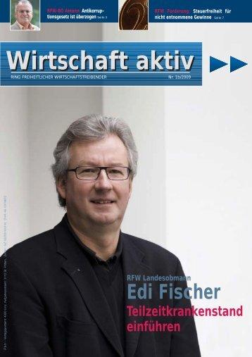 Wirtschaft Aktiv Juni - Wien