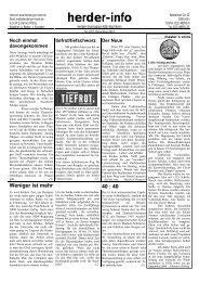 Neues herder-info - Johann-Gottfried-Herder-Gymnasium
