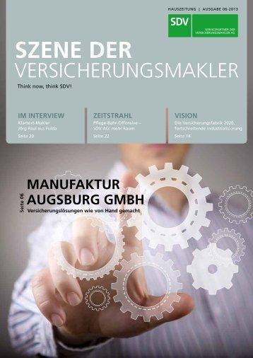 6.Ausgabe - SDV AG