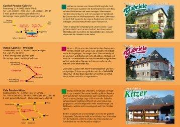 Kitzer - Gasthof Pension Gabriele
